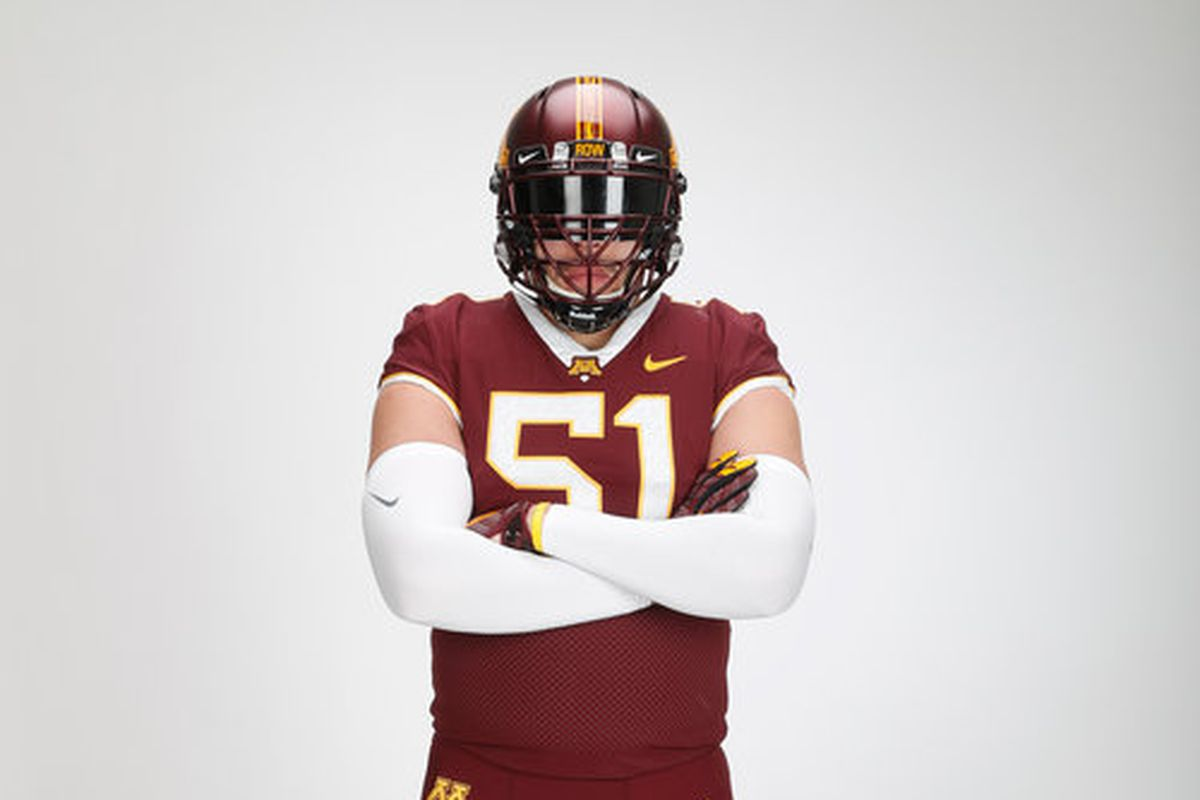 best loved 682f5 c0da8 Minnesota Football releases new uniforms for 2018 and beyond ...