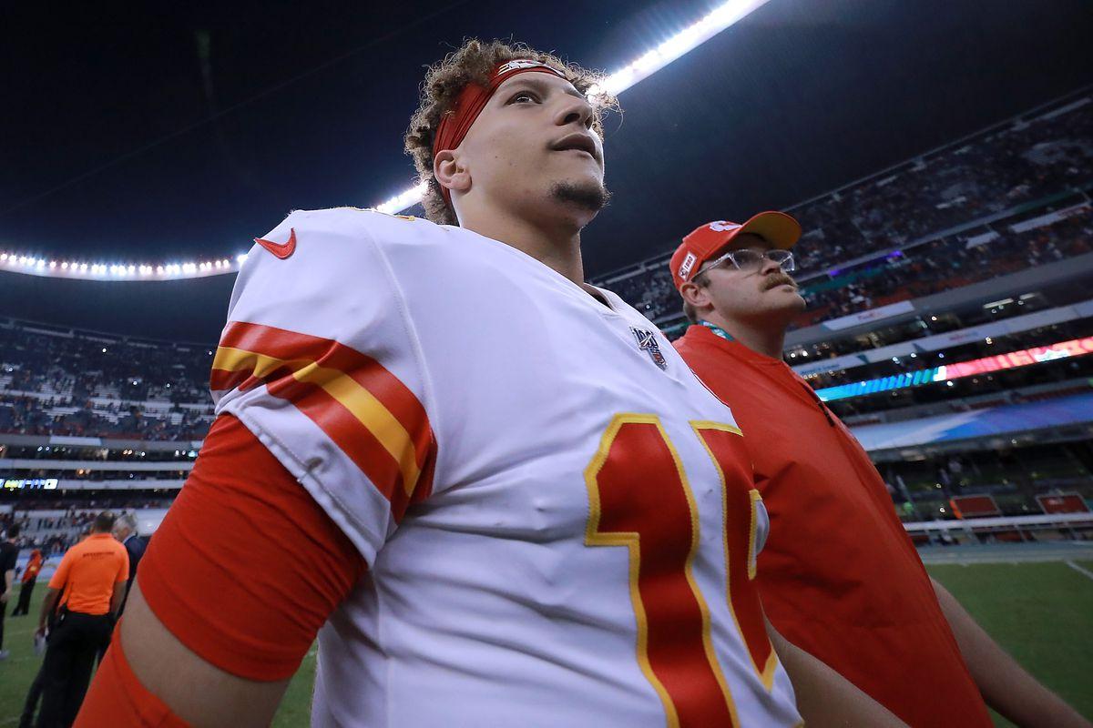 Chiefs edge up in Week 12's NFL power rankings