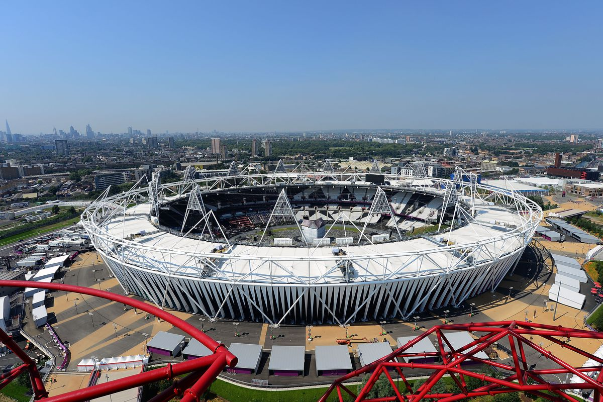 Olympic Stadium in London, a possible venue for major-league games there