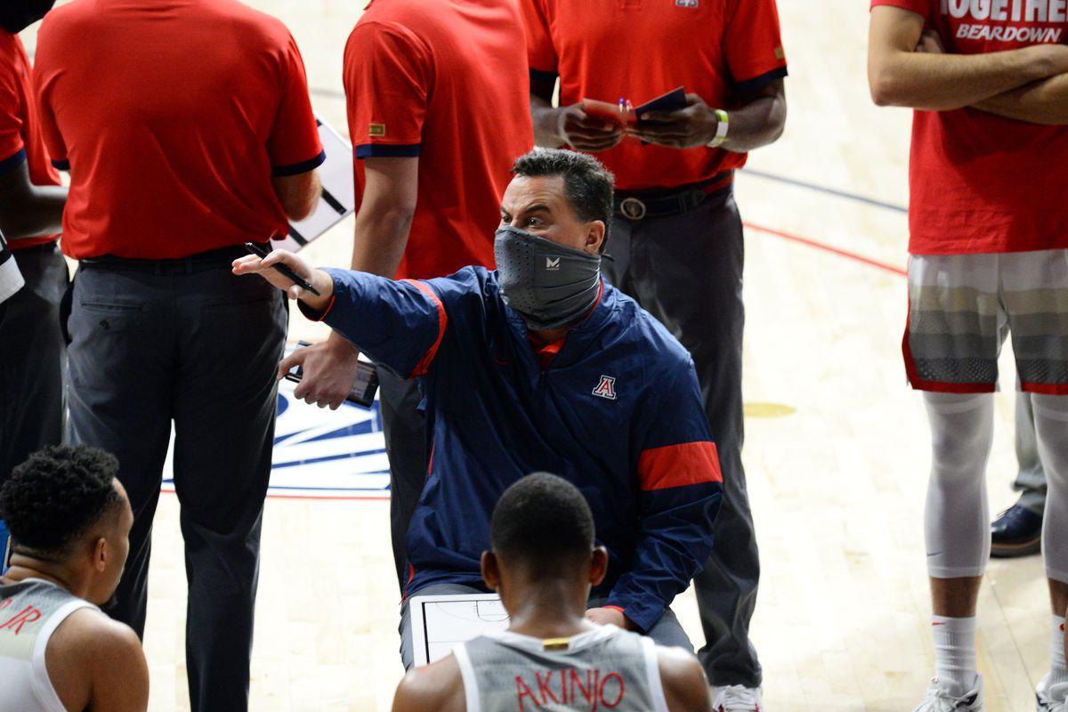 arizona-wildcats-sean-miller-stanford-cardinal-postgame-interview-zoom-pac12-basketball-2020