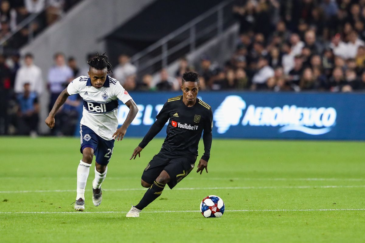 SOCCER: JUL 06 MLS - Vancouver Whitecaps at LAFC