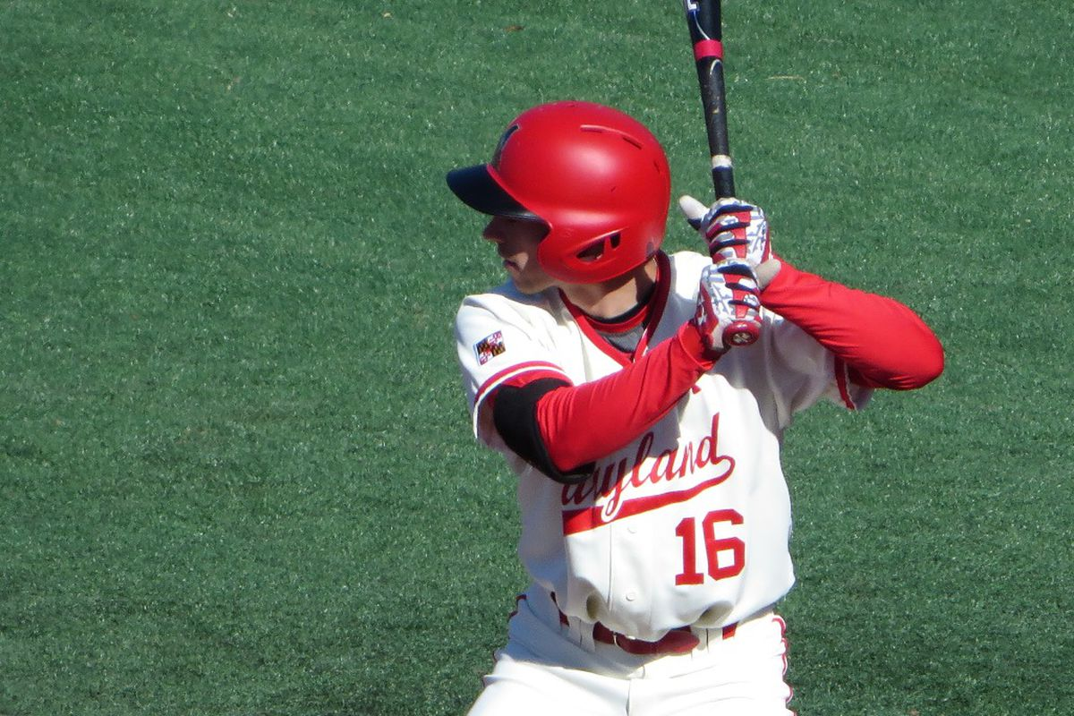 Maryland's Brandon Lowe is tearing up the Cal Ripken League