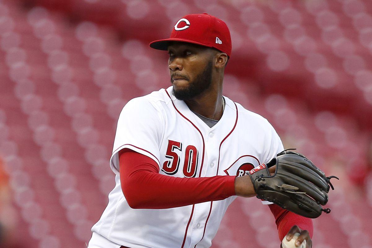 MLB: Baltimore Orioles at Cincinnati Reds