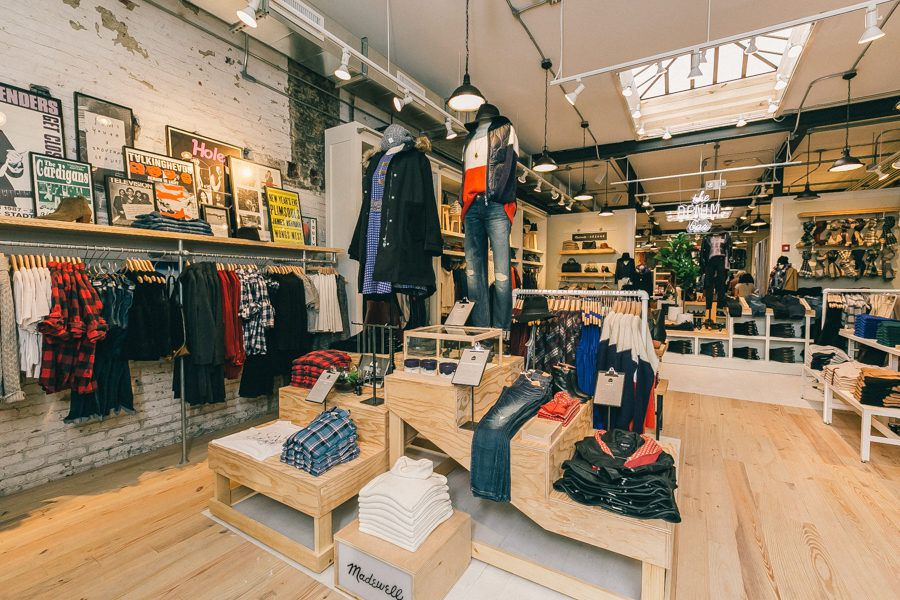 But counbobsbucop.tk isn't only trying to mimic Madewell's success — it's also bringing its products to stores. In February, the retailer said it would bring Madewell shop-in-shops to six of its stores in.