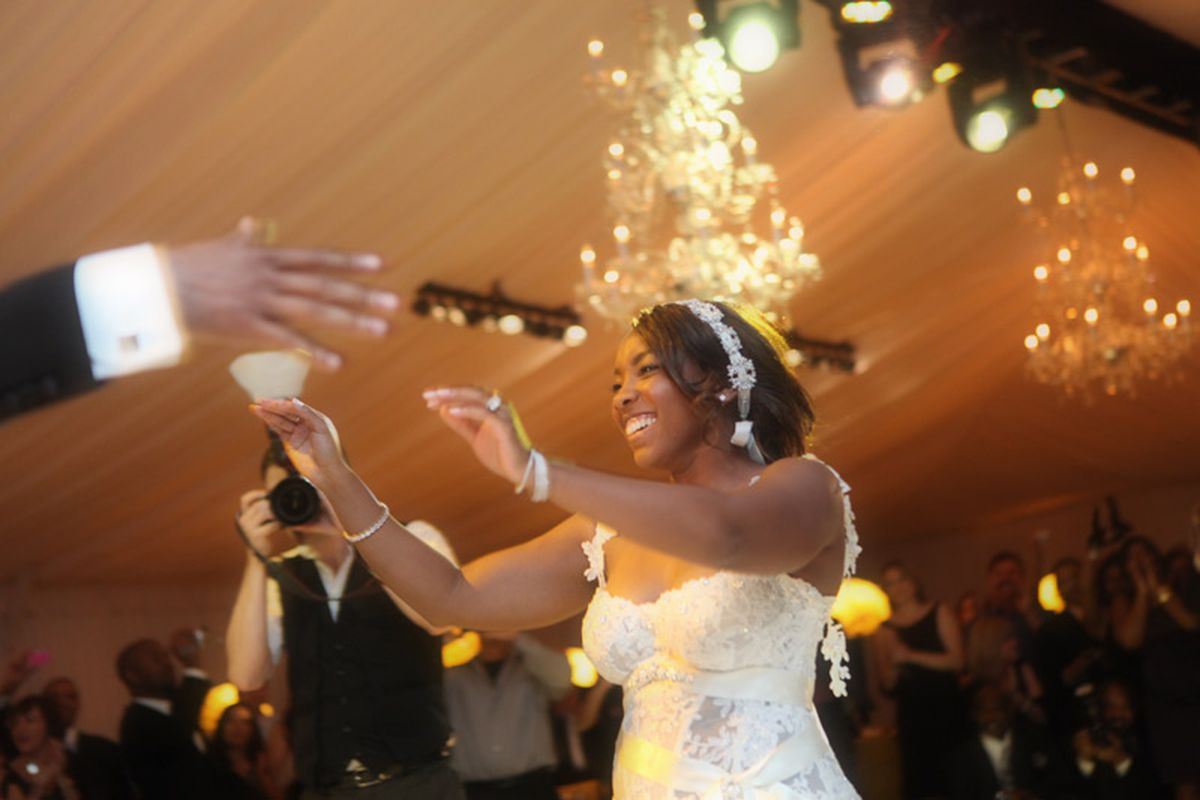 tony gwynns daughter anishas baseball themed wedding