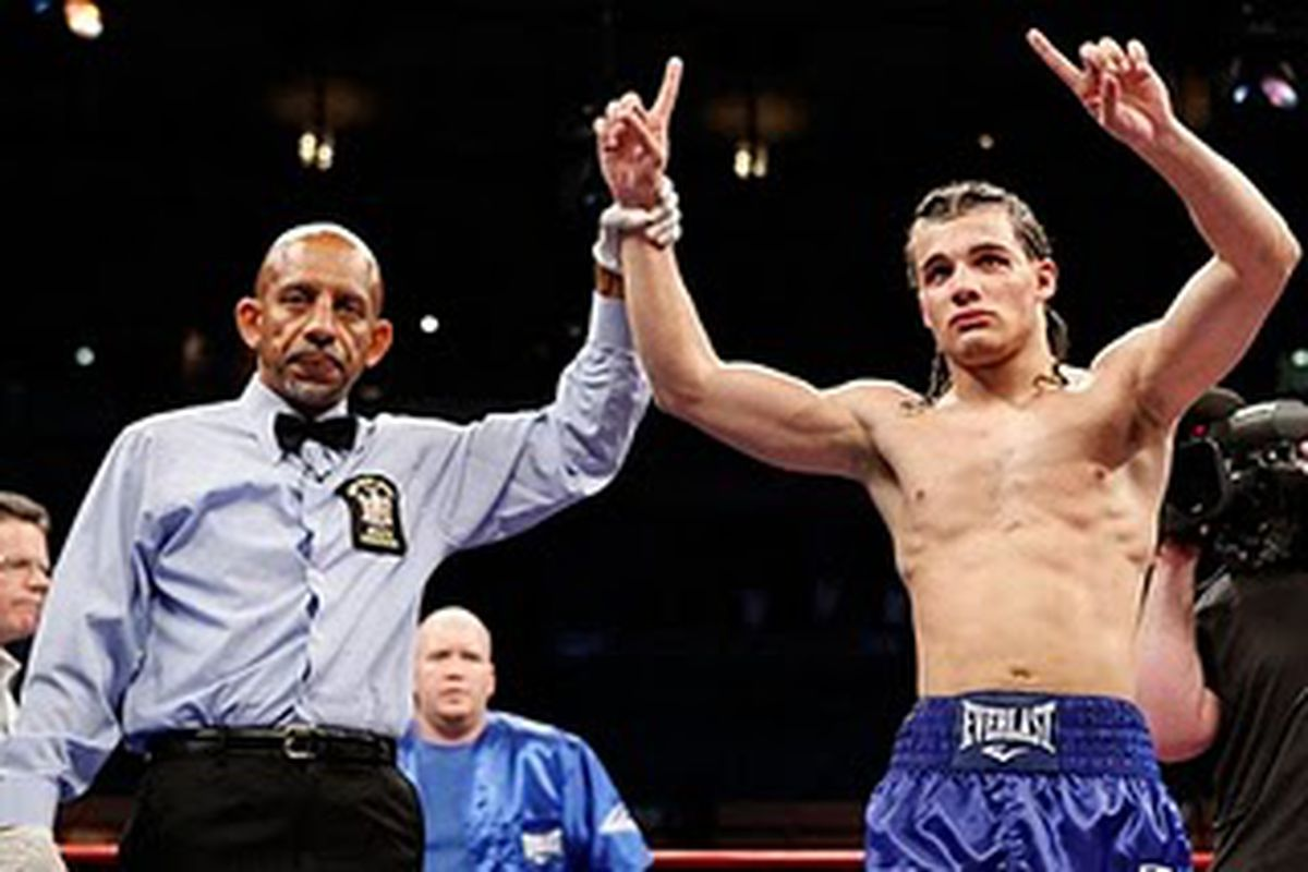 """Glen Tapia is an up-and-coming action fighter to watch out for.  via <a href=""""http://www.gardenstatefightscene.com/2010/04/q-with-glen-tapia.html"""">Garden State Fight Scene</a>"""