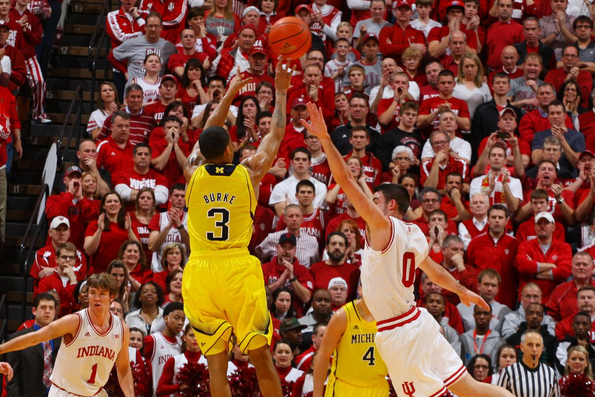 Trey Burke is the top point guard in the draft