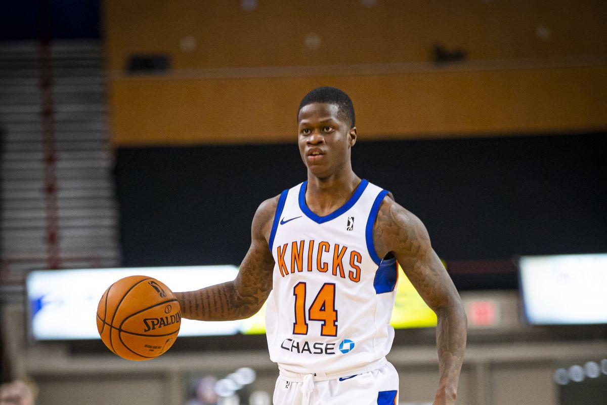 Oklahoma City Blue vs. Westchester Knicks