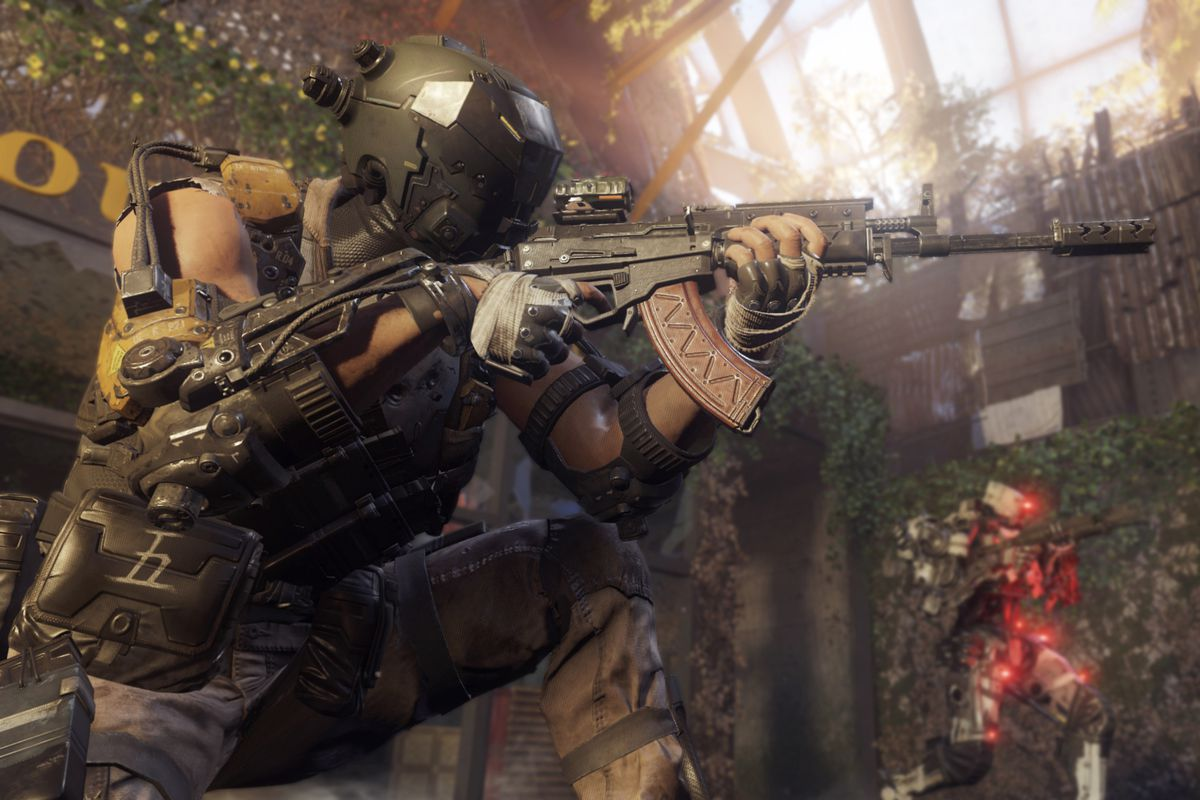 Call Of Duty Black Ops Iii Now Has A Cheaper Multiplayer Only Version On Pc The Verge