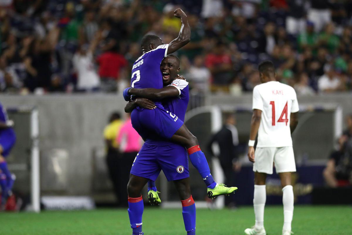 Haiti v Canada: Quarterfinals - 2019 CONCACAF Gold Cup
