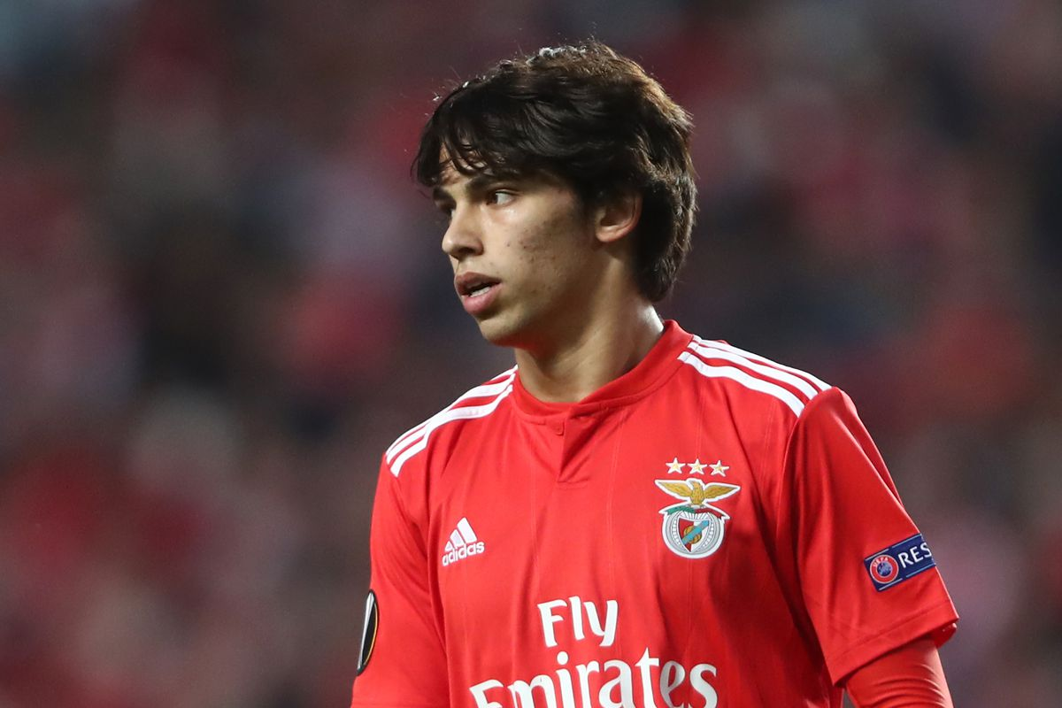 Barcelona and Manchester City in battle for João Félix - report