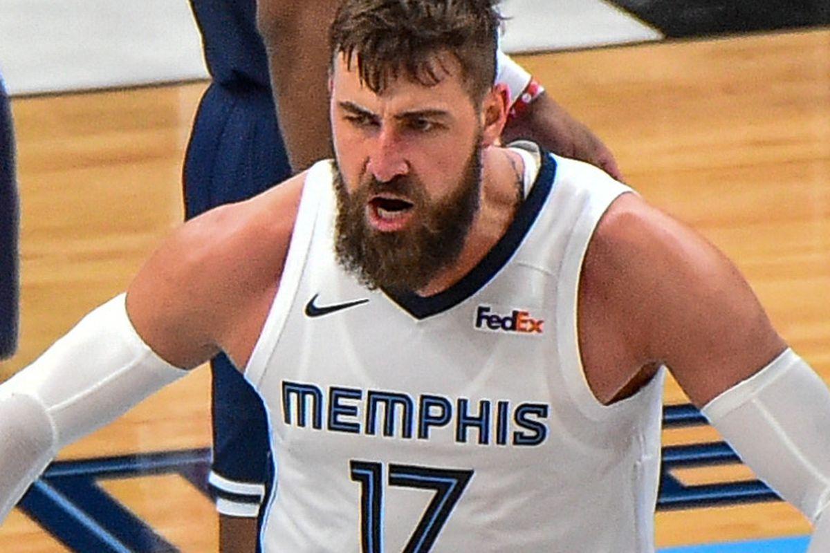 NBA: Washington Wizards at Memphis Grizzlies