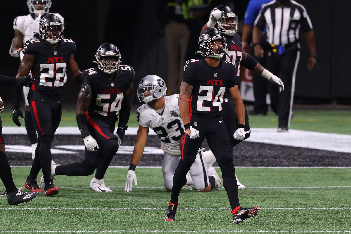 A year later, Falcons fans are happy with A.J. Terrell and the 2020 NFL  Draft - The Falcoholic