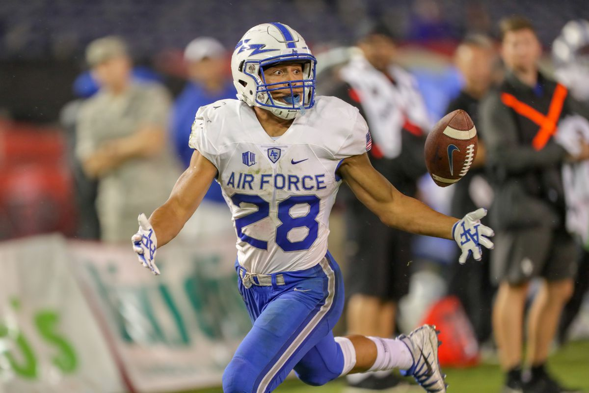 Air Force v San Diego State