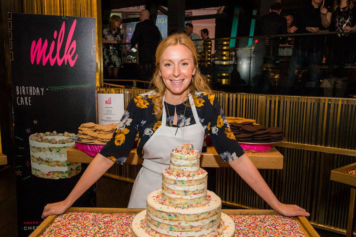 Christina Tosis Milk Bar Snags Funding For World Domination