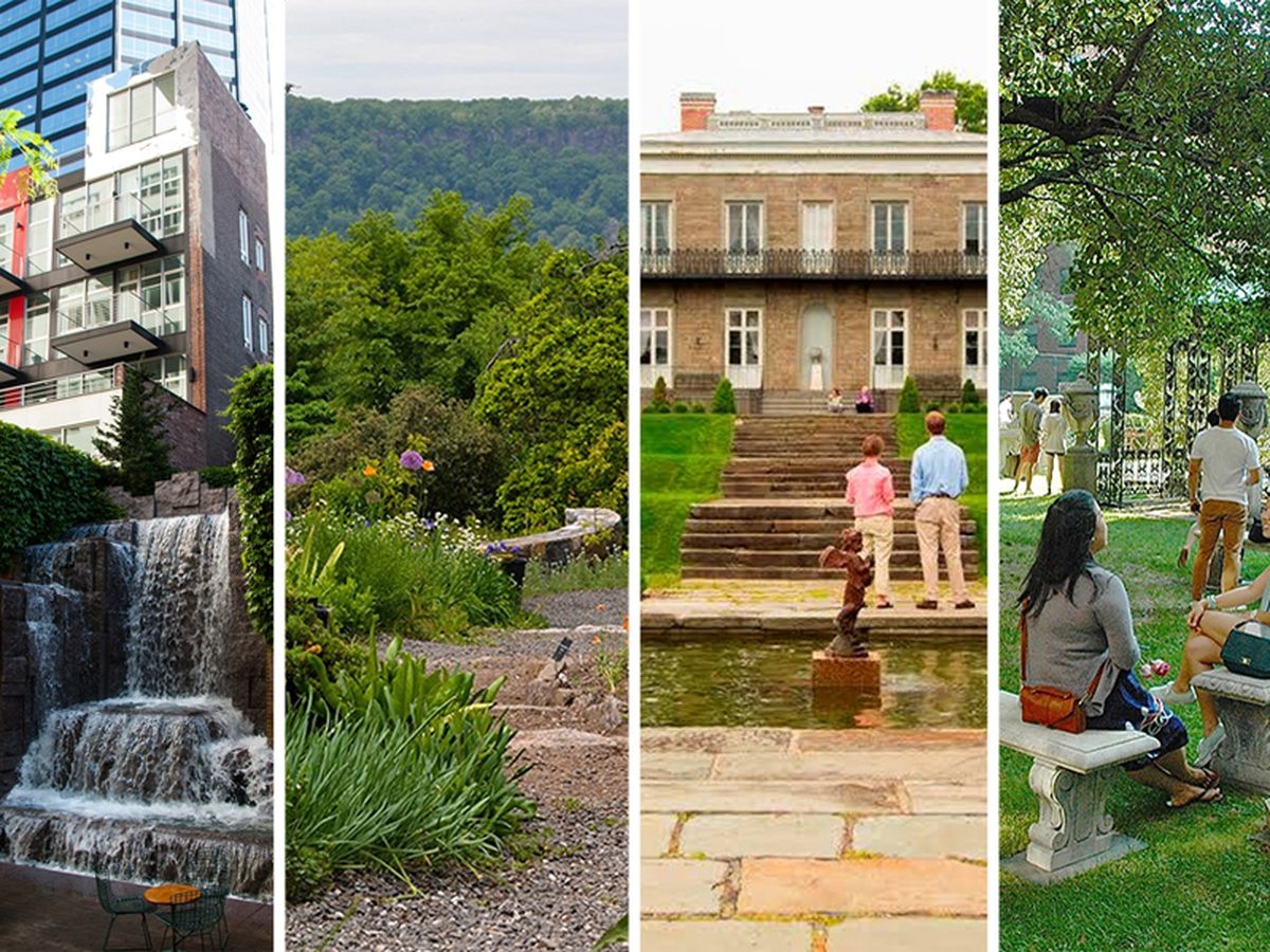 Discover 30 Of New York Citys Best Secret Gardens