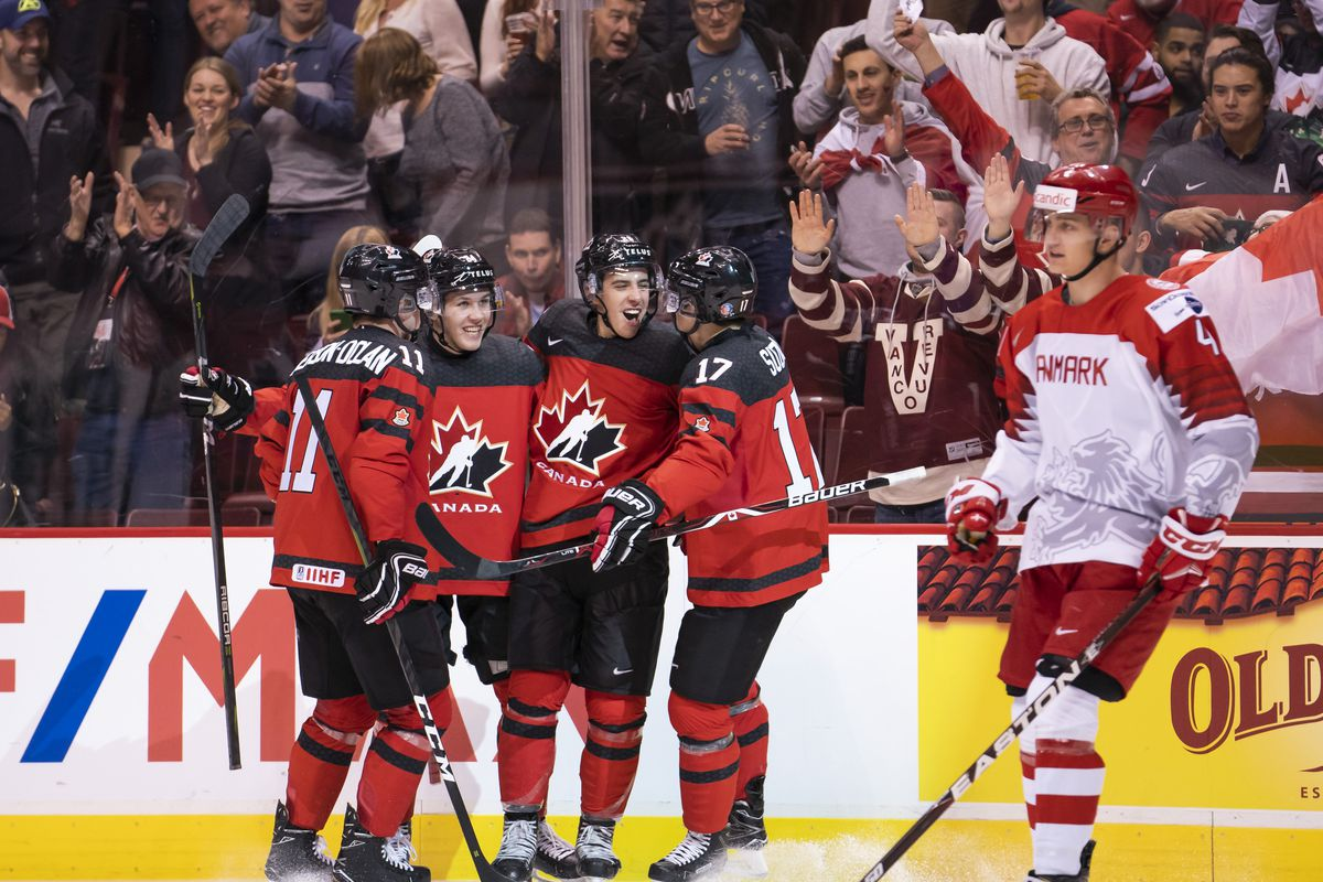 World Juniors 2019 Recap Highlights Frost Leads Canada S 14 0