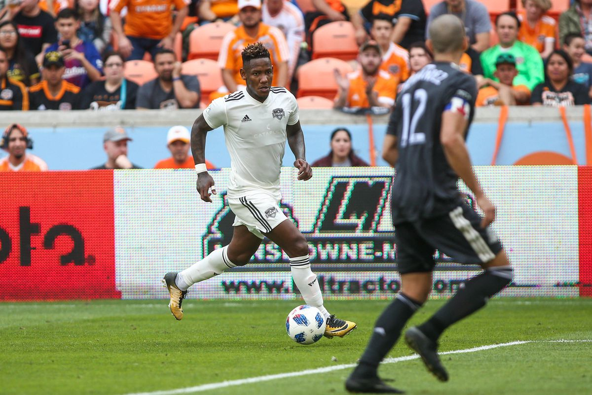Pick the Houston Dynamo Lineup vs. Toronto FC