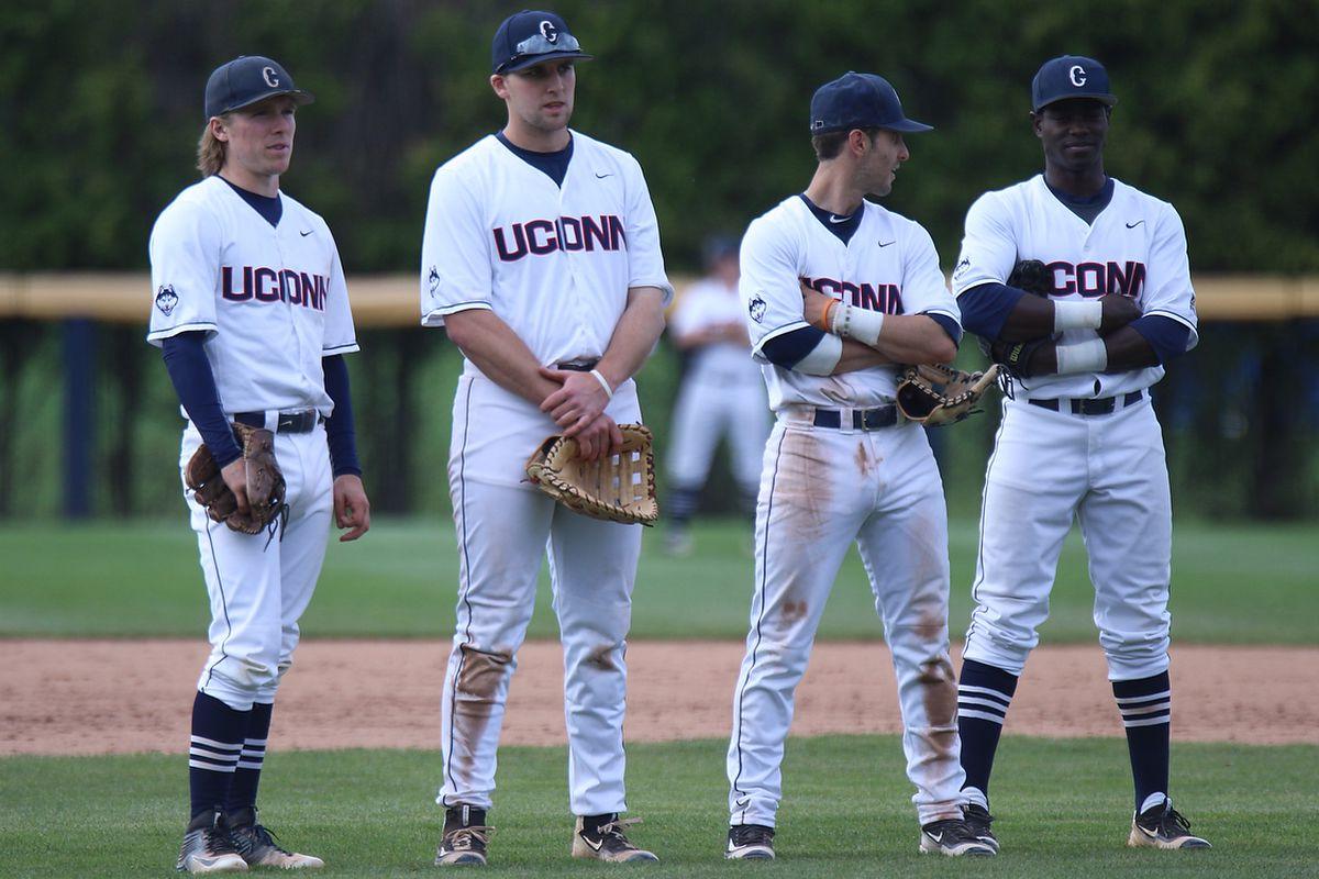 Photos: UMass Minutemen @ UConn Huskies Baseball - 5/10/16