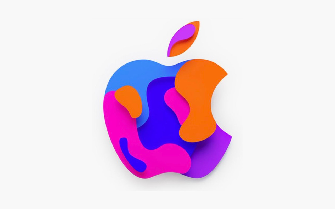 Check out these custom logos Apple made for its October 30th