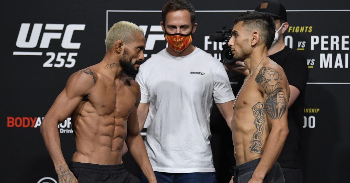 UFC 255 Results: Figueiredo vs. Perez
