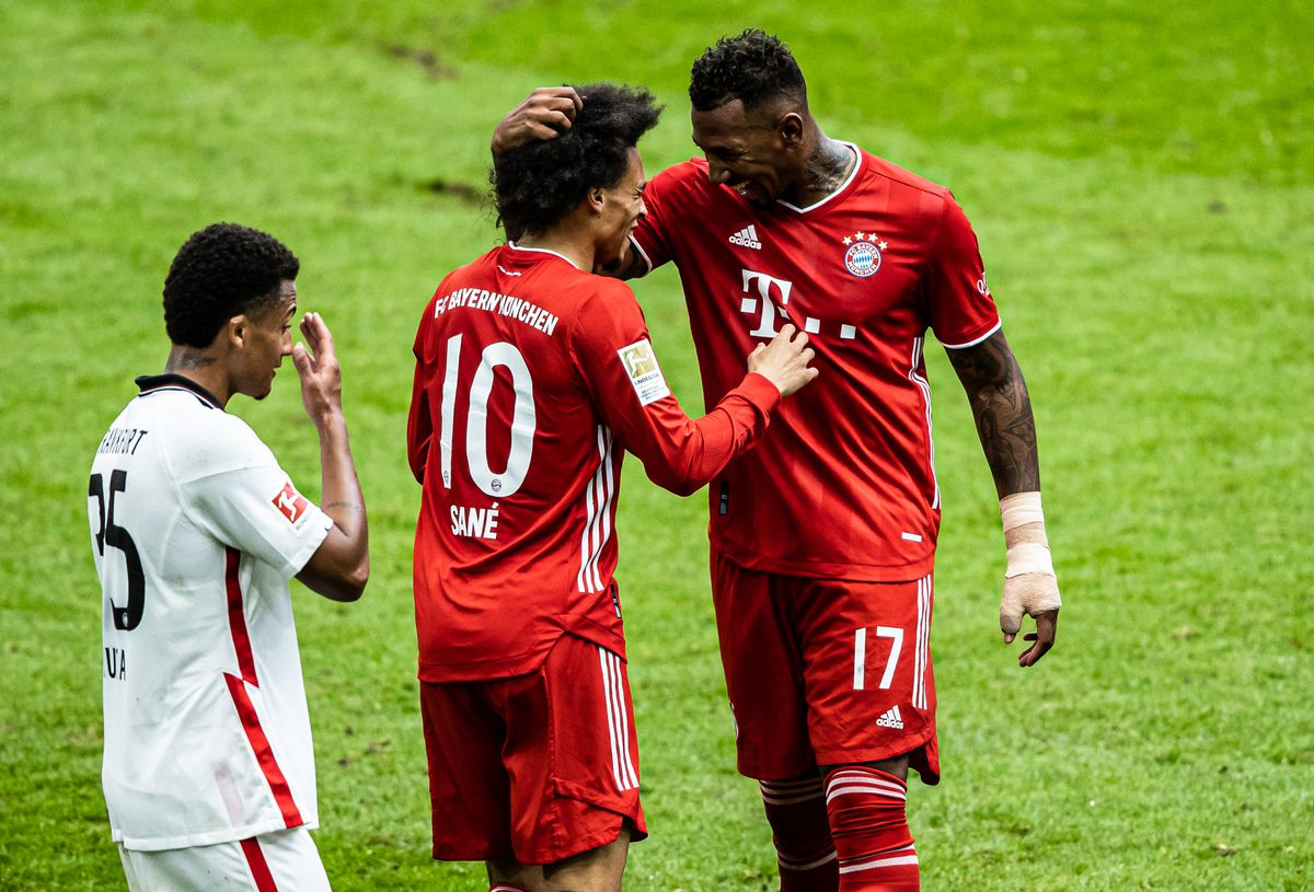 FC Bayern Muenchen v Eintracht Frankfurt - Bundesliga for DFL