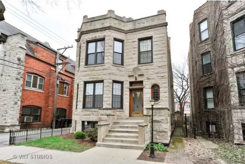 Brownstones vs greystones why theyre different and why it a rusticated greystone in chicago malvernweather Images