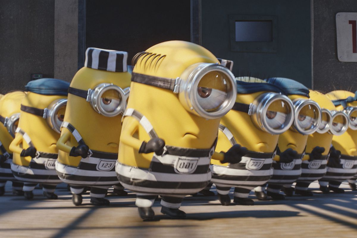 Despicable me 3 is everything good and bad about the franchise in universal pictures summer movies biocorpaavc Choice Image