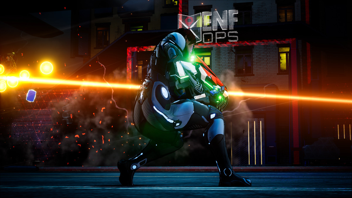 Crackdown 3 - Agent Roll