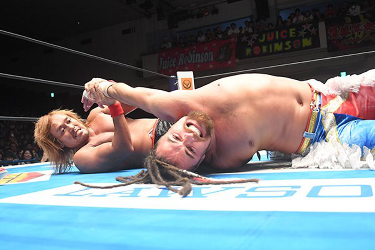 2ad3e2901398a NJPW G1 Climax 28 match recommendations  Nights 4-7 - Cageside Seats