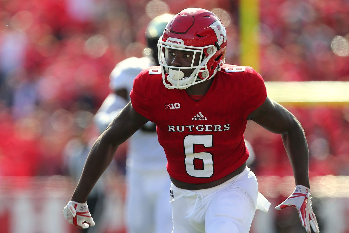23c9e2cd9c76 Rutgers Football 2018  Linebacker Preview - On the Banks