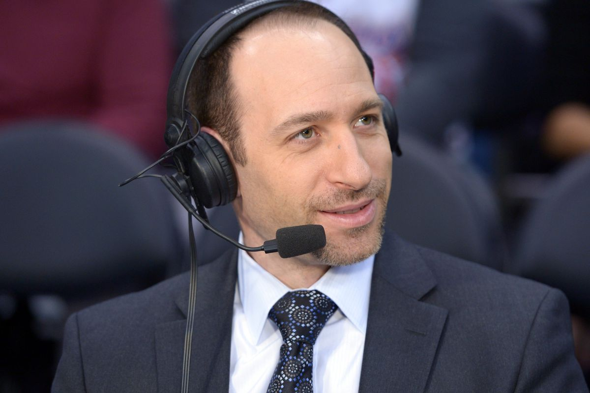 Dave Pasch has covered a few college basketball and NBA games for ESPN. He is also the voice of the Arizona Cardinals.