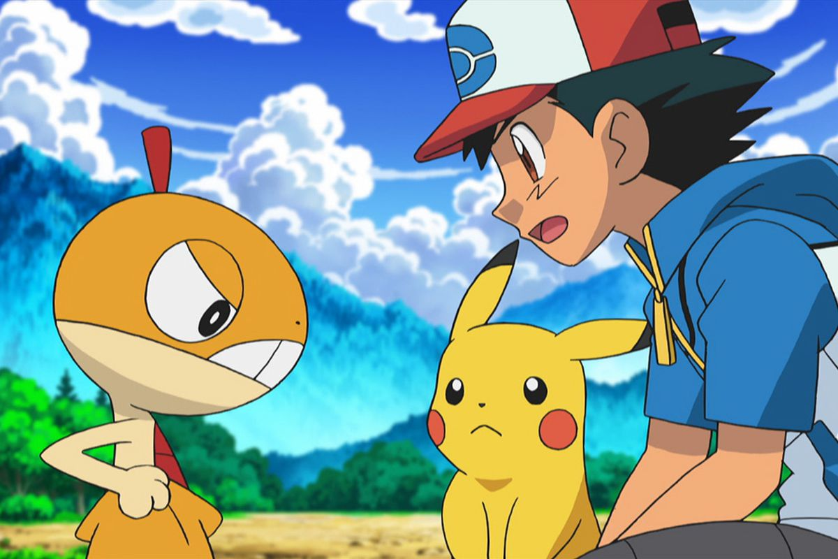 two seasons of pokemon anime and two movies hit netflix