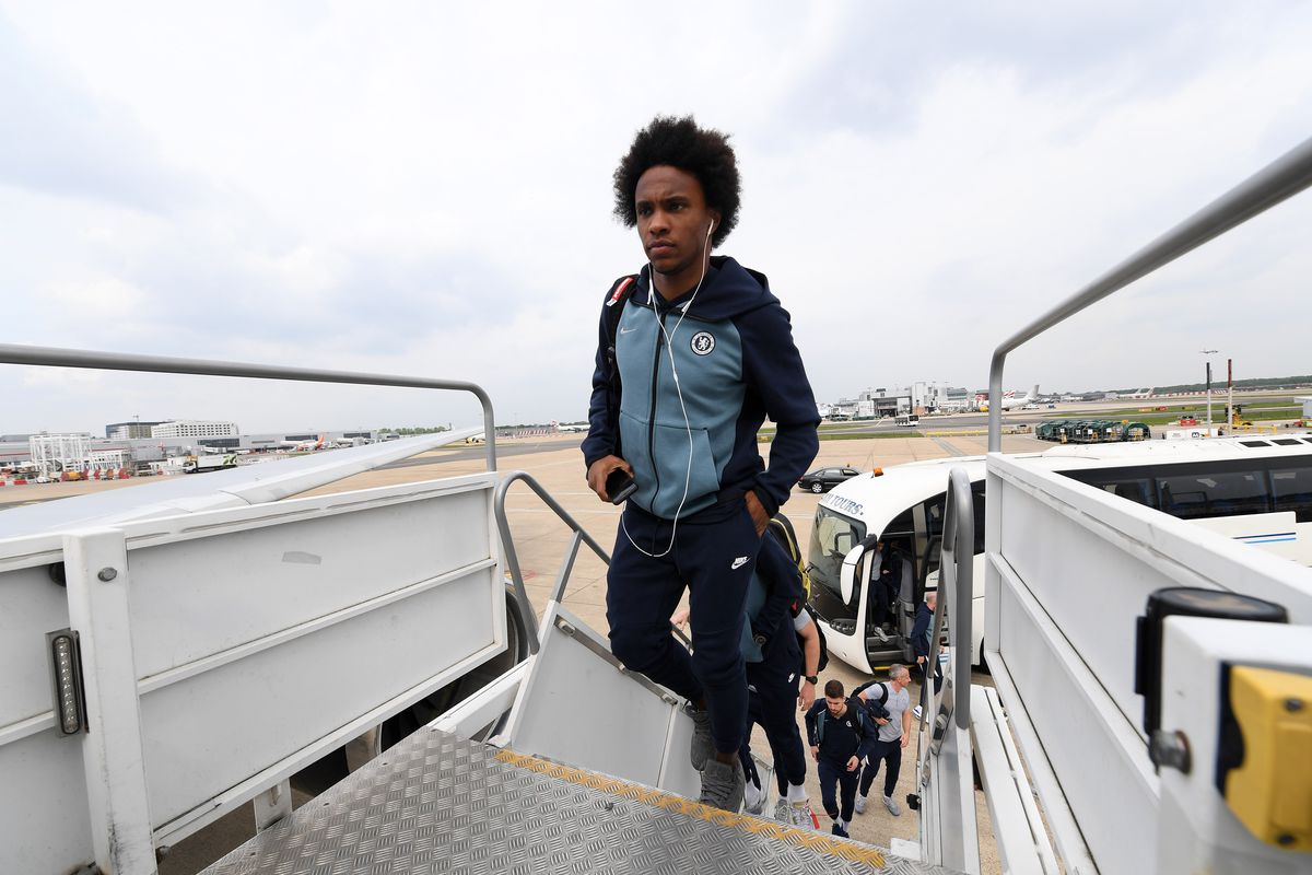 Chelsea Travel to Germany