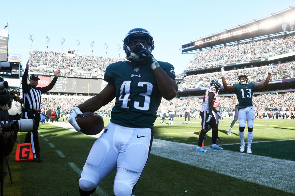 b1b4b6ed99f Darren Sproles gives an update on his future with the Eagles ...