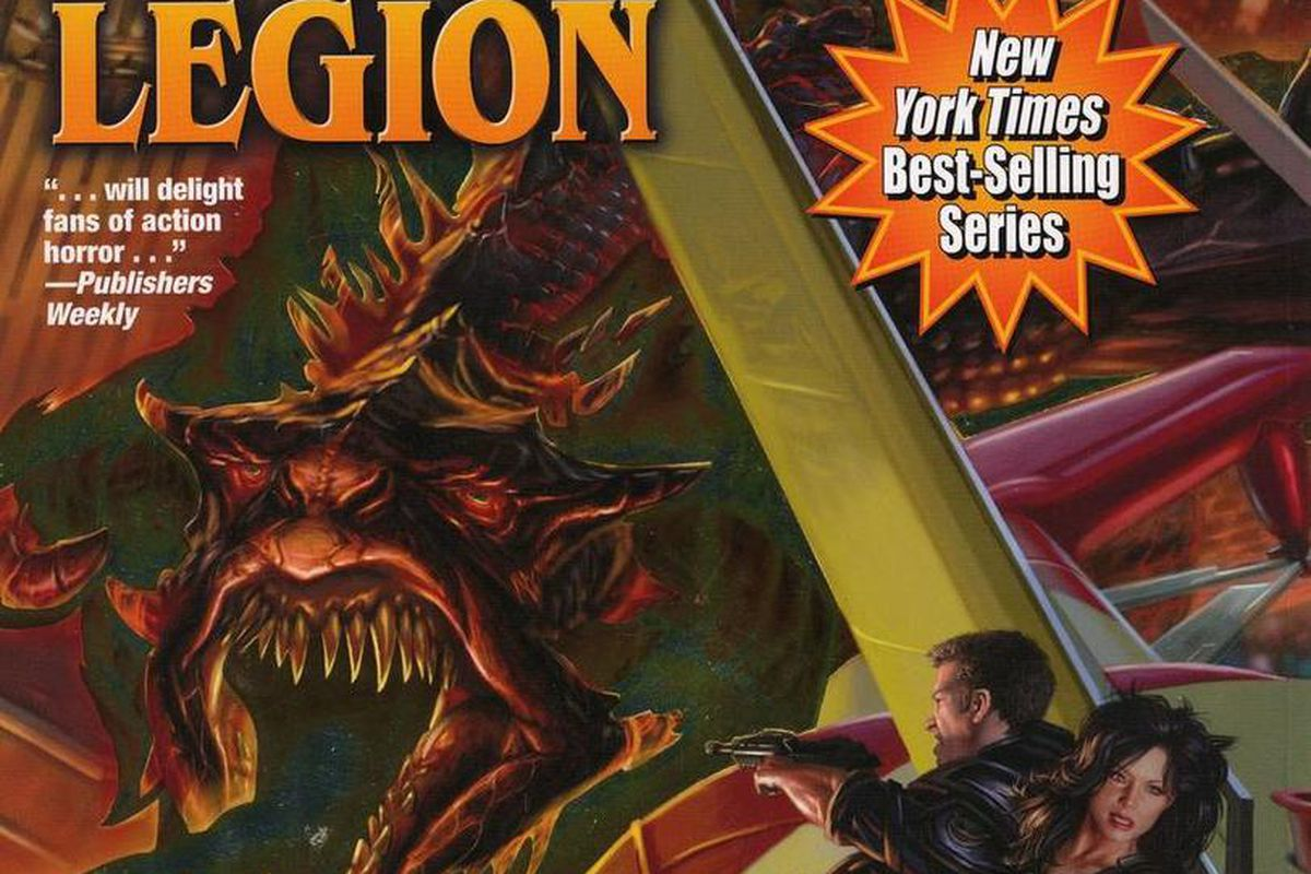 """""""Monster Hunter Legion"""" is a novel by Utah author Larry Correia that's scheduled to be released Sept. 4"""