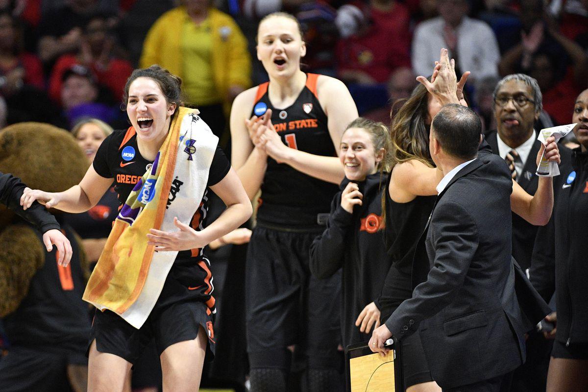 NCAA Womens Basketball: NCAA Tournament-Lexington Regional - Baylor vs Oregon State