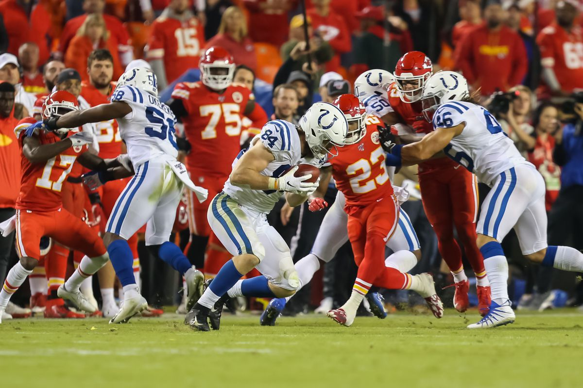 NFL: OCT 06 Colts at Chiefs