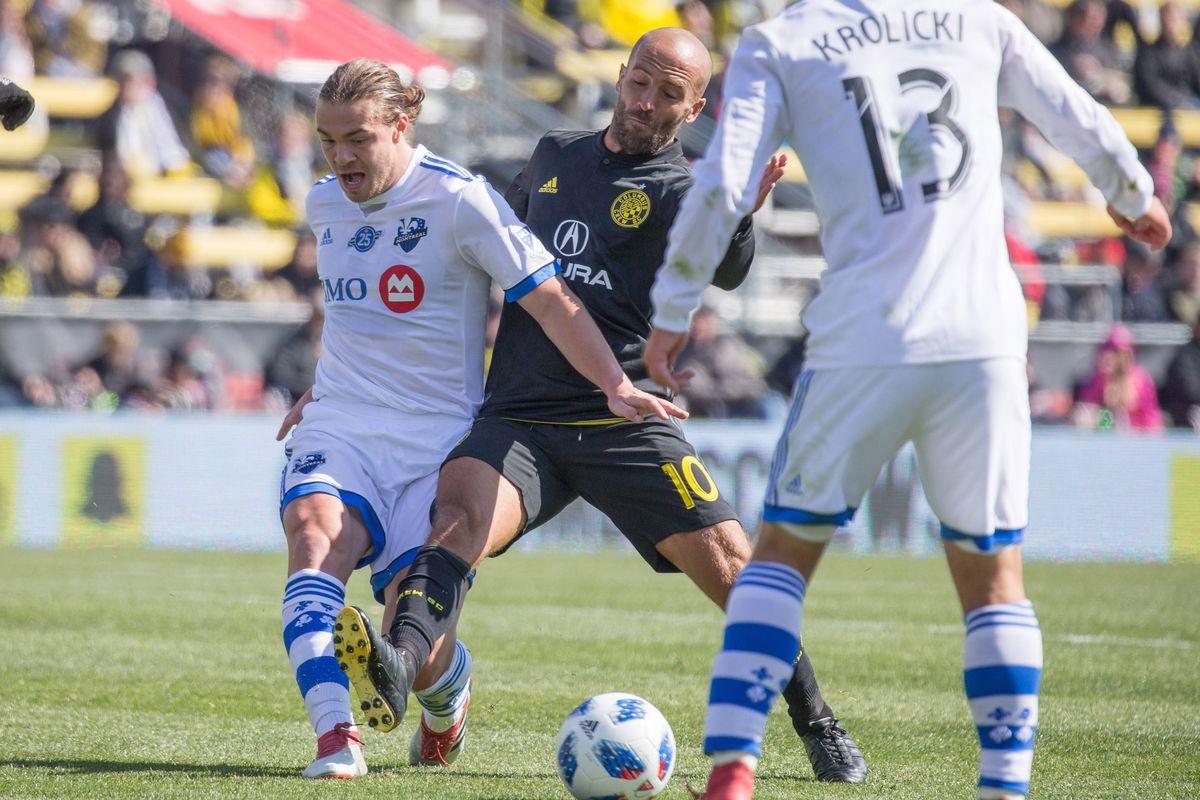 MLS: Montreal Impact at Columbus Crew SC