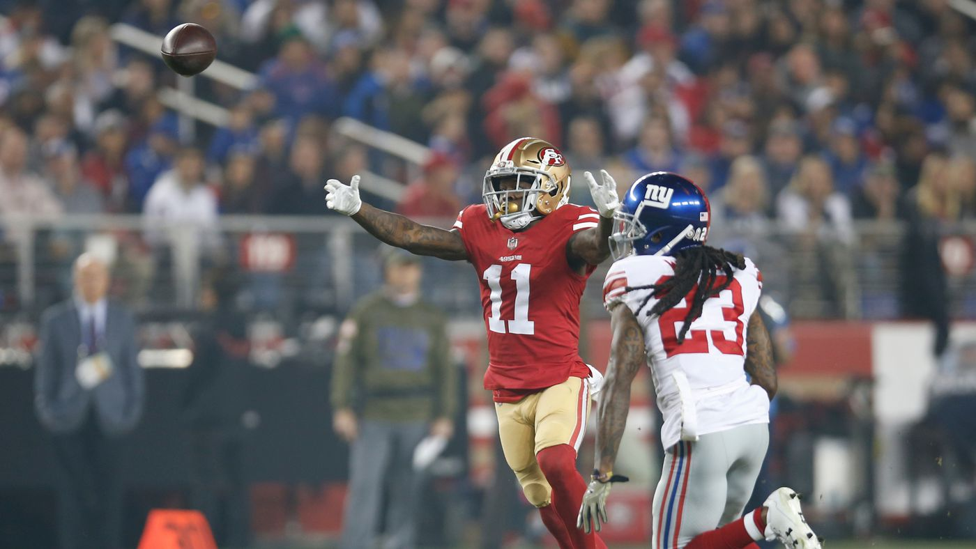 EA Sports raises Marquise Goodwin's Madden stats