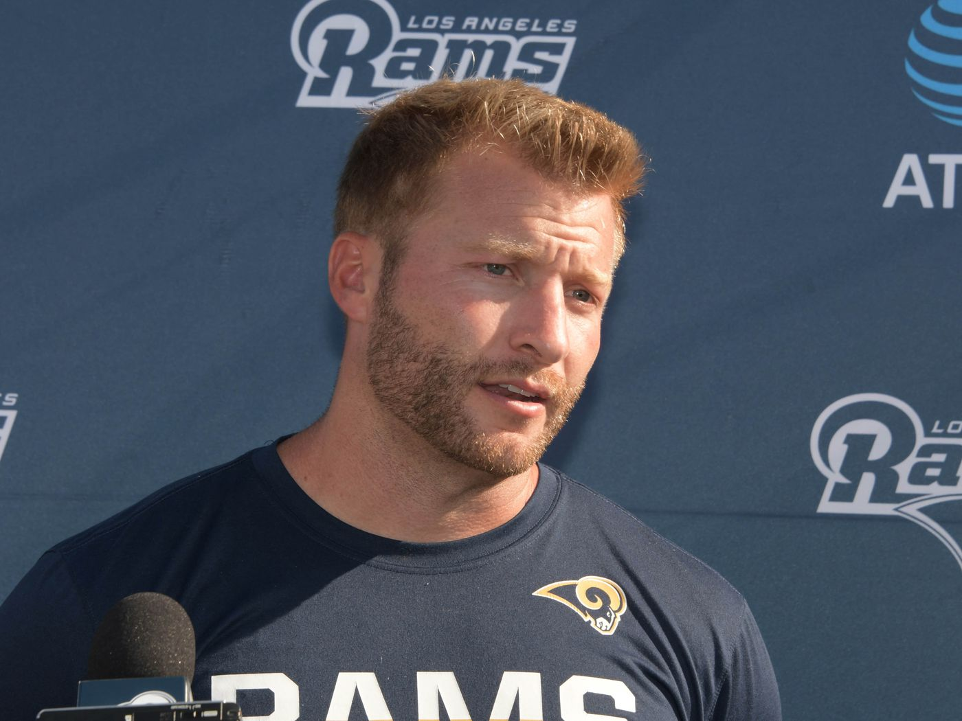 How Did Rams Sean Mcvay Become The Nfl S Youngest Coach Sbnation Com