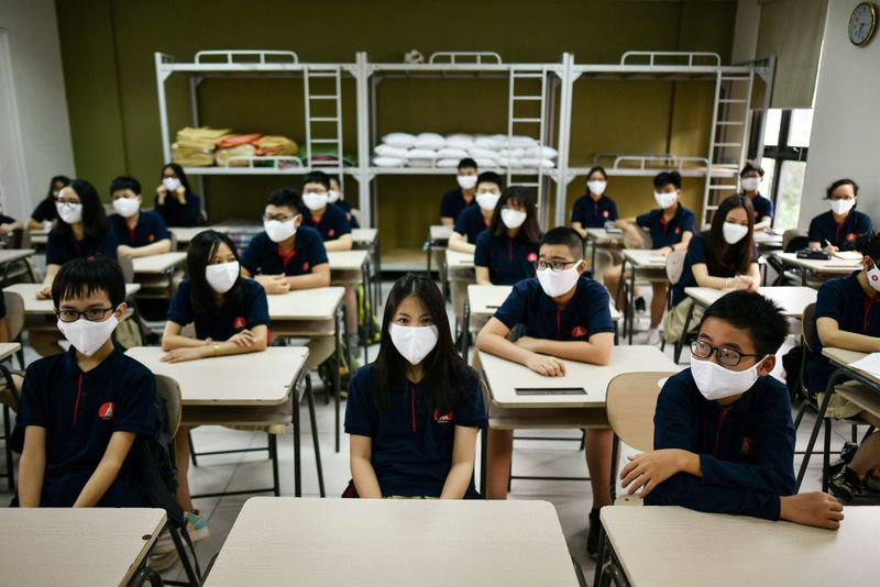 1211674325.jpg The key lesson from school openings abroad: Contain the virus