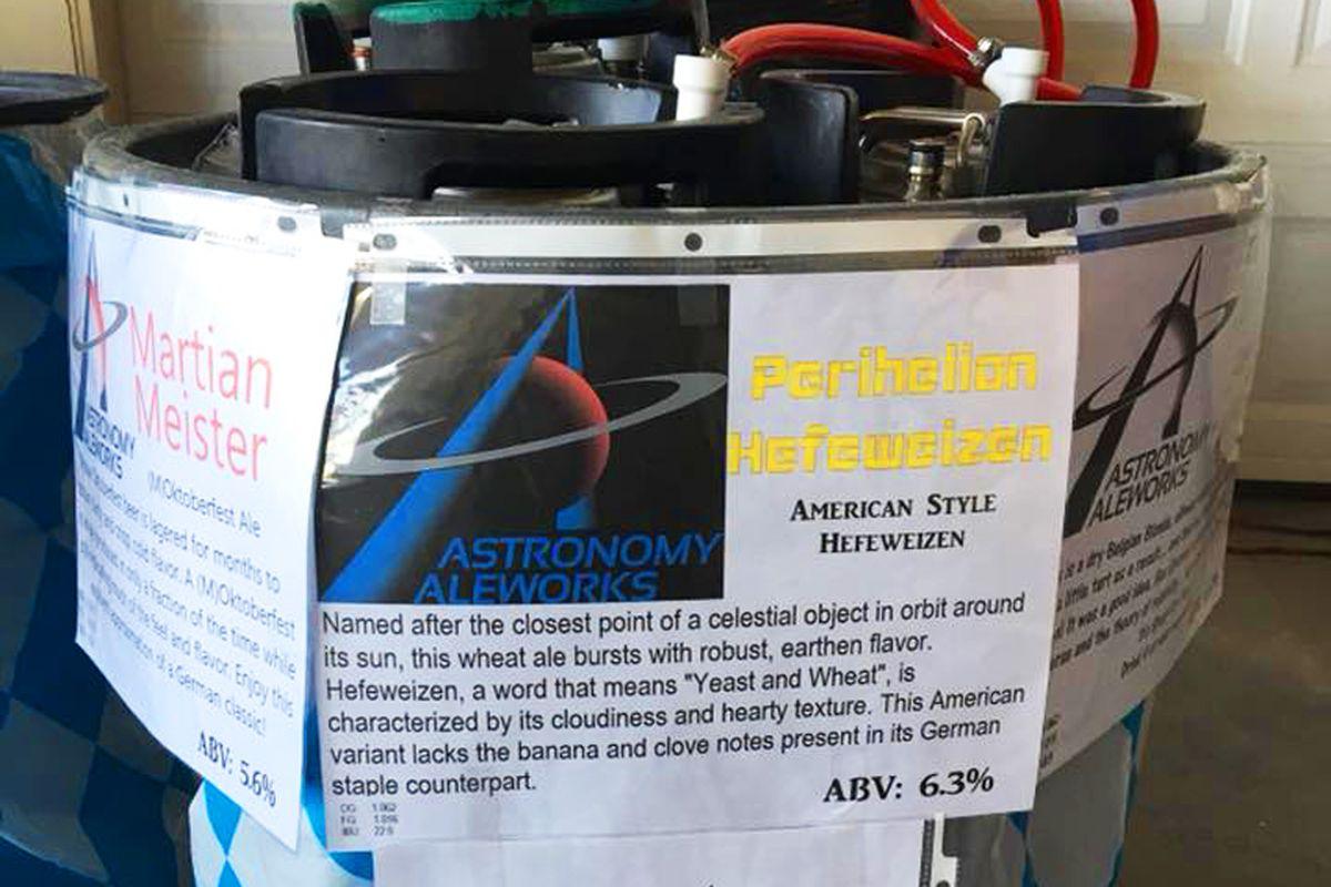 Astronomy Aleworks