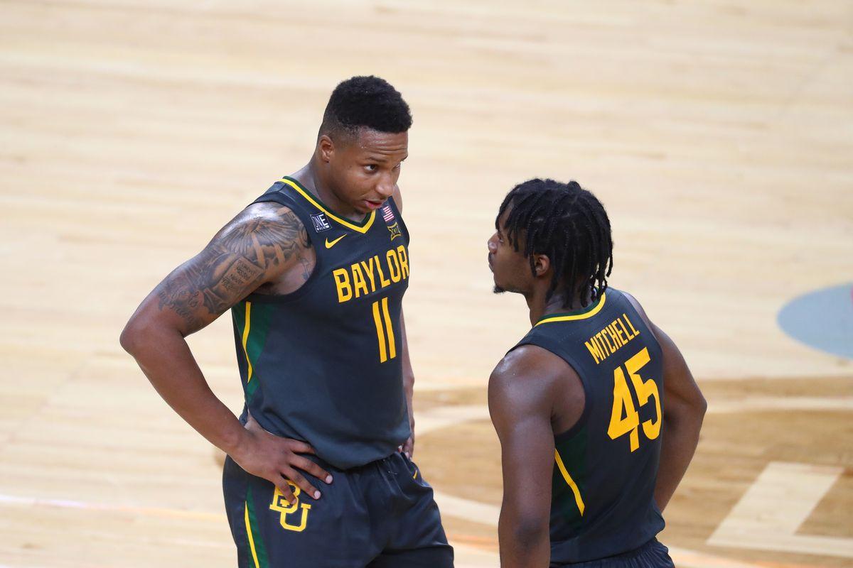 NCAA Basketball: Baylor at Washington
