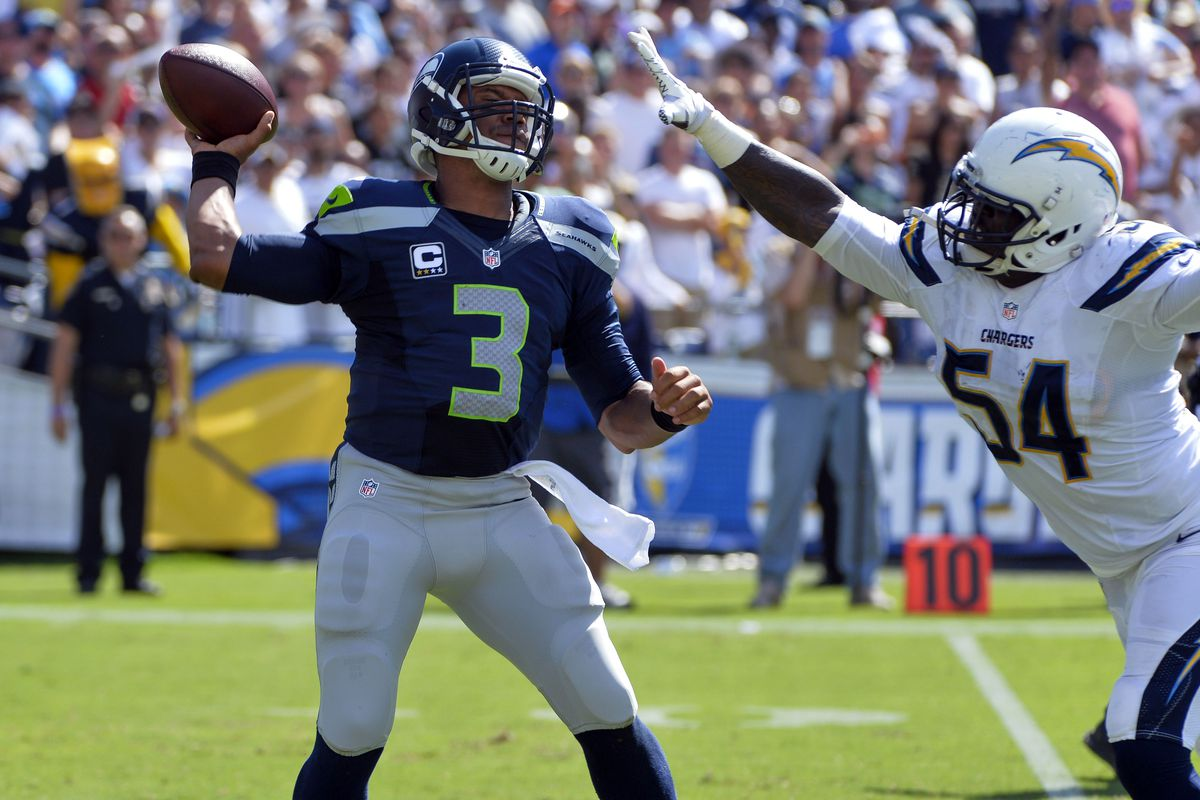Seahawks At Chargers Preseason 2015 Game Time Online