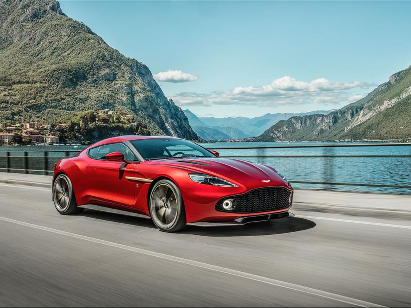 Aston Martin Is Going To Make Vanquish Zagatos Because Aston - How many aston martin dbs were made