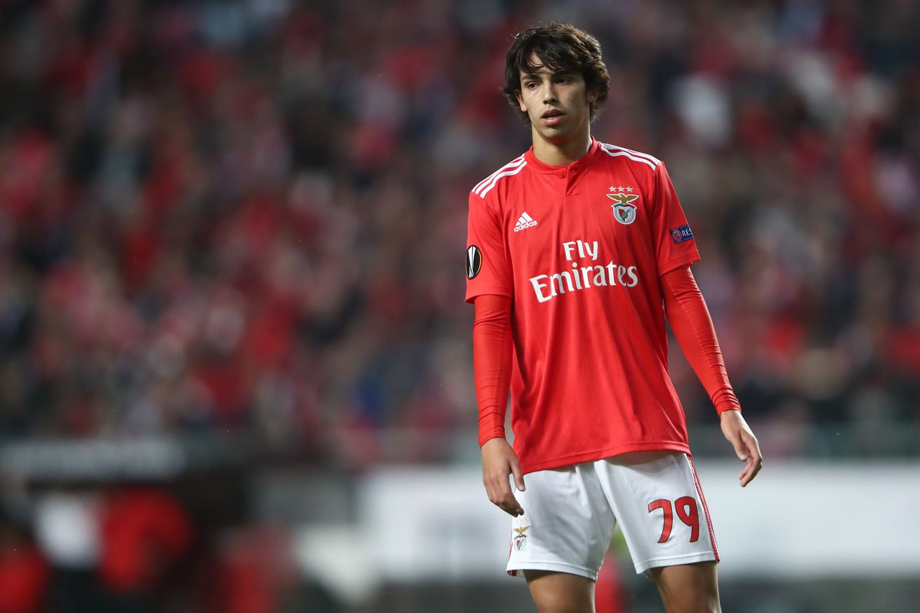 Real Madrid scouting Joao Felix -report