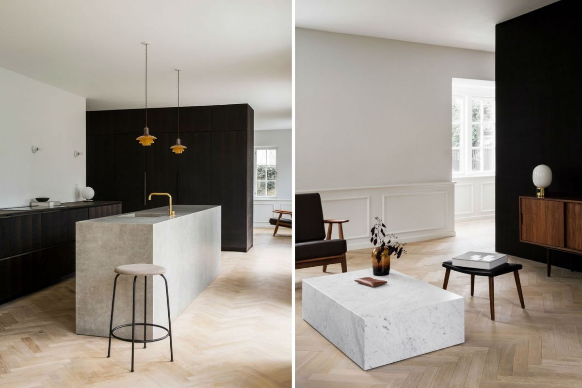 Historic Copenhagen Home With Designer Pedigree Gets