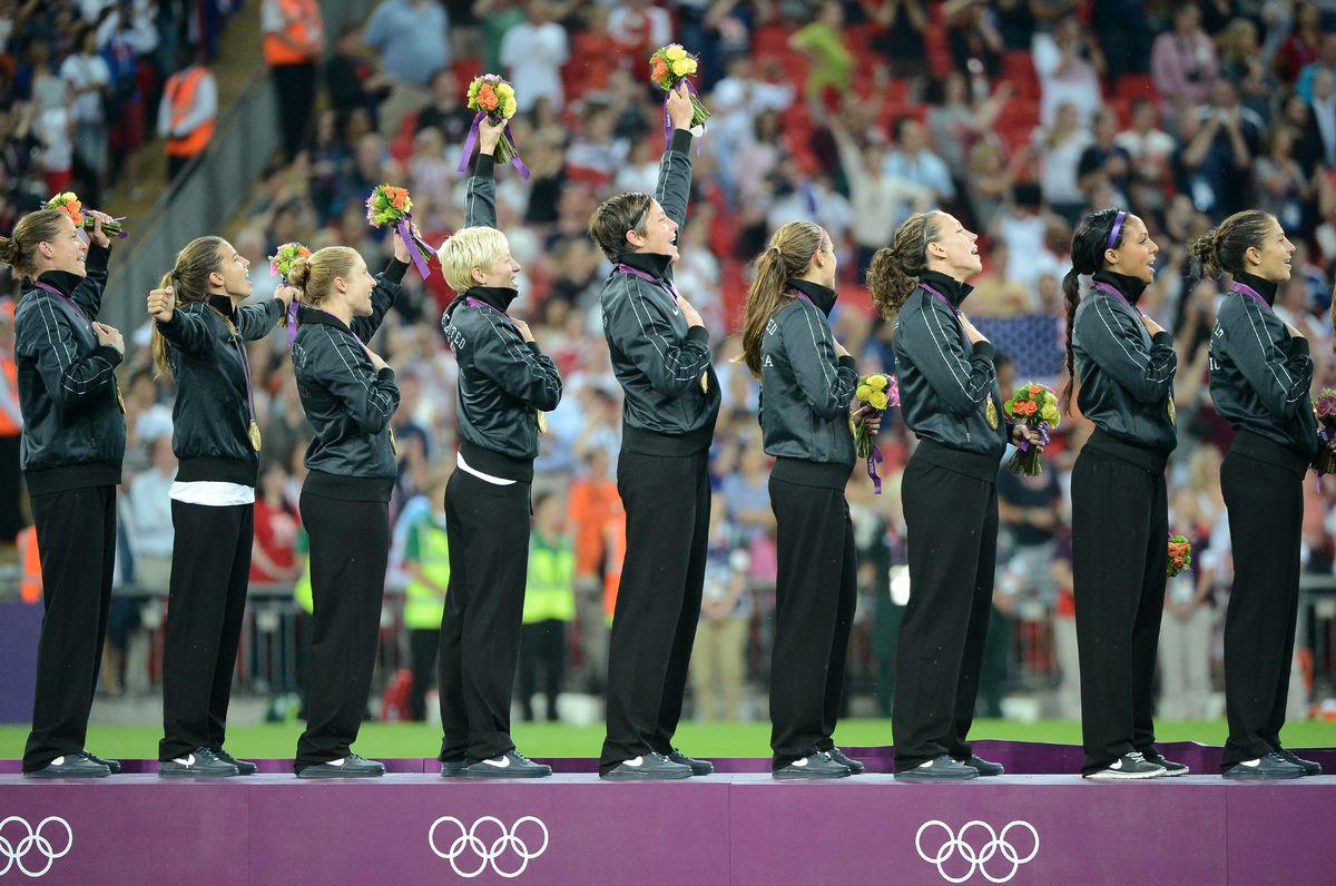 2012 Summer Olympics Soccer Women's Final