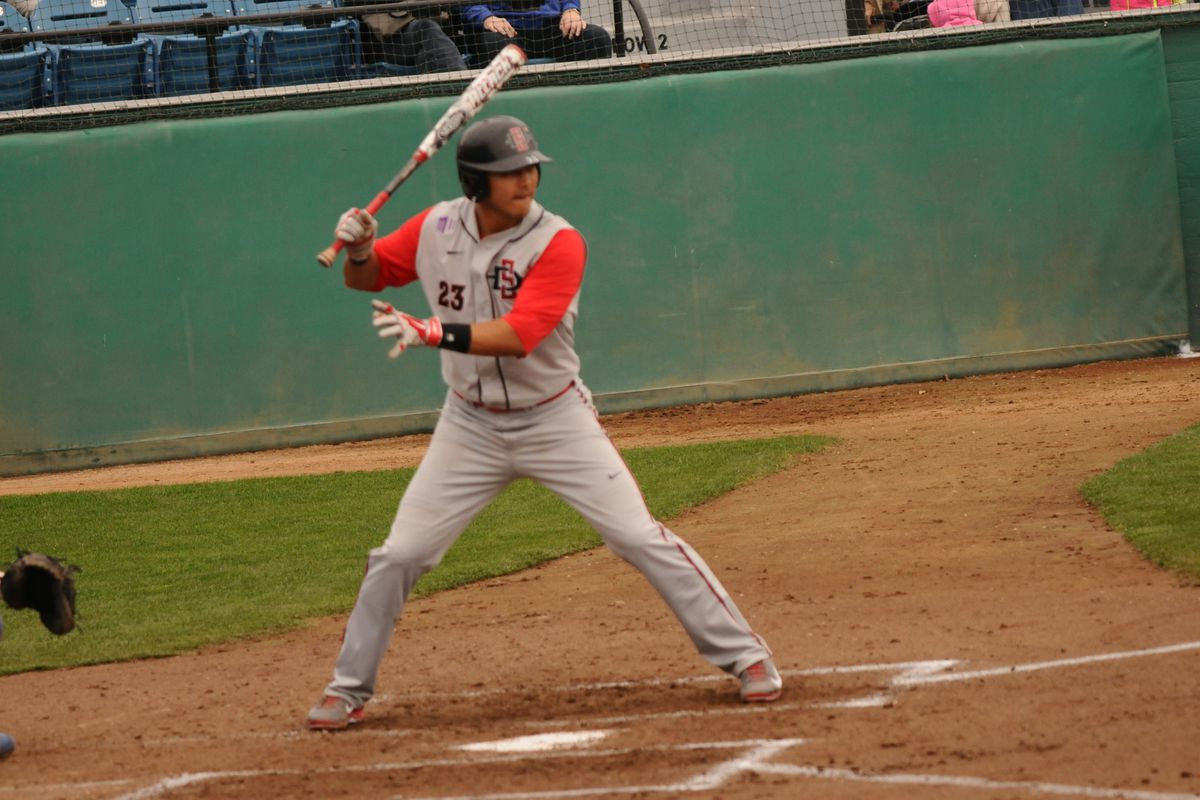 SDSU's Brad Haynal leads MWC in home runs with 11